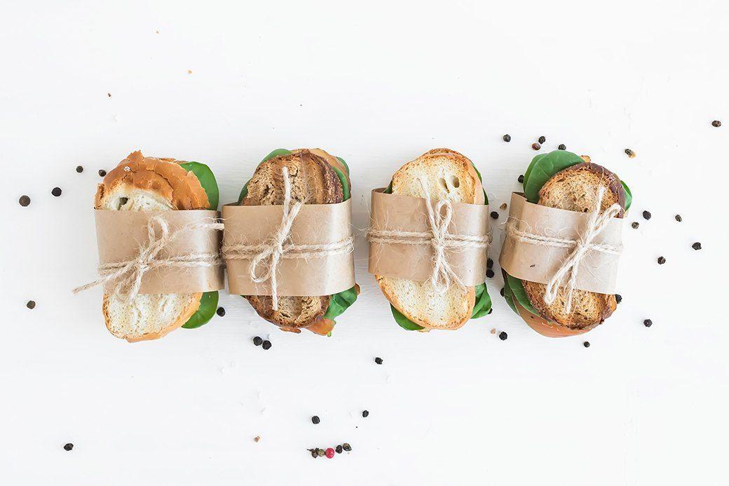 10 рецептов сэндвичей  с собой. Изображение №2.