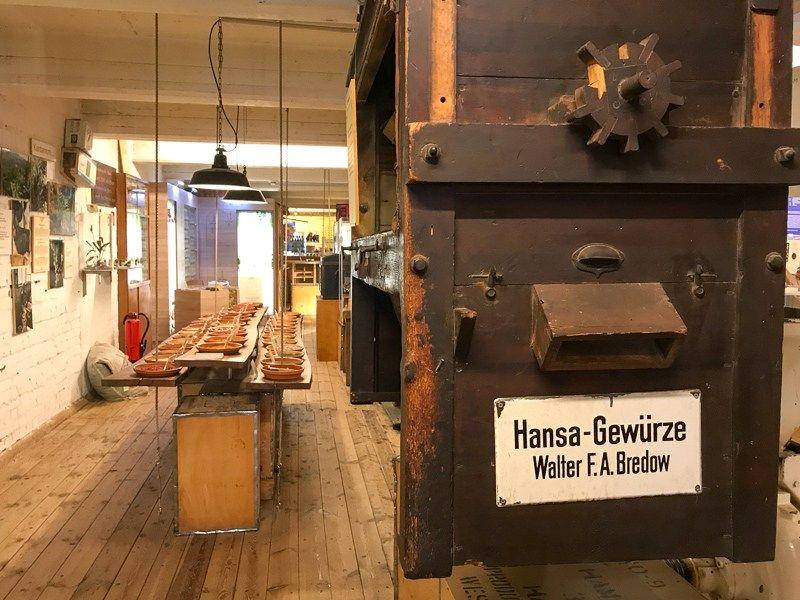 Ein Streifzug Durch Die Welt Der Gewurze Im Gewurzmuseum In Der Speicherstadt Hamburg Stadt Entdeckung Amerikas Gewurze