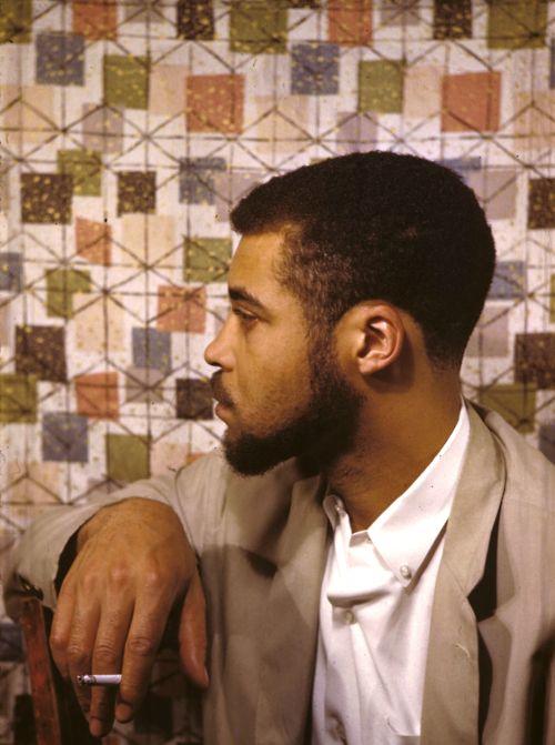 James Earl Jones Young Man