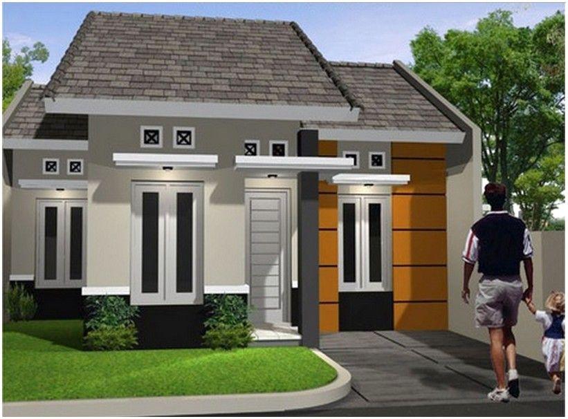 Model Desain Rumah Minimalis 1 Lantai Mewah Nyaman Elegan Tampak Depan Dengan Batu Alam Rumah Minimalis Arsitektur Home Fashion
