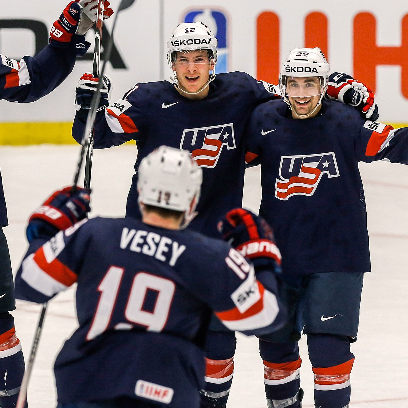 Worlds Semis U S Russia Canada Czech Rep Russia Hockey World Sports Pictures