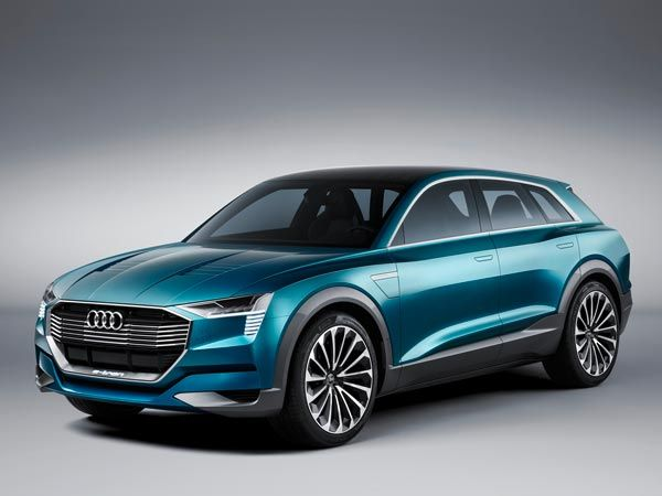 First Series Production Audi EV To Bear 'e-tron' Name — Another quattro In The Making?