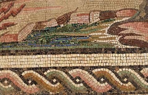 roman mosaic patterns designs ile ilgili görsel sonucu   Mozaikler ...
