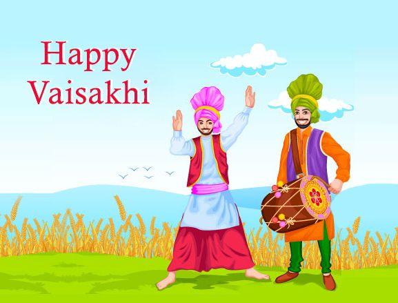 #HappyVaisakhi.