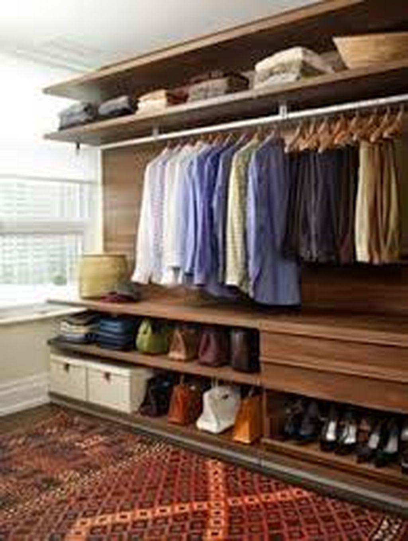 inspiring minimalist walk closets design ideas closet designs