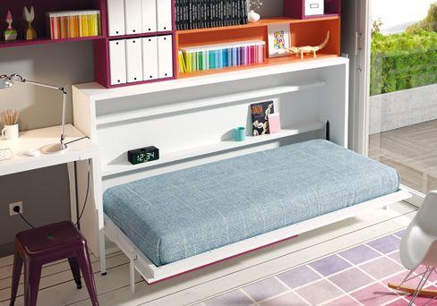 Dormitorio juvenil ringo de kibuc muebles - Muebles infantiles para habitaciones pequenas ...