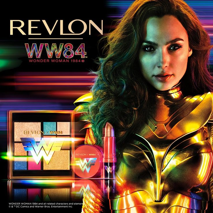 Revlon X Ww84 Celebrates Makeup Inspired By Wonder Woman Maybe Musings Of A Muse In 2020 Wonder Woman Wonder Revlon