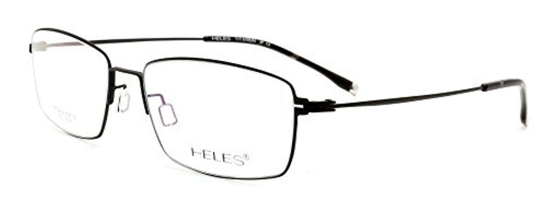 Heles Unisex Pure Tianium Full Rim Glasses Optical Frame ...