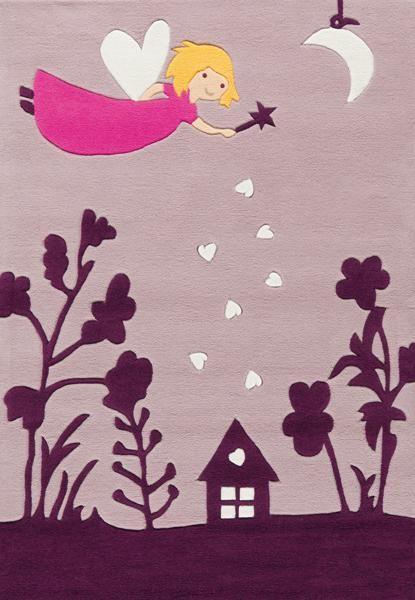 Tappeto #Luminoso per la cameretta del tuo bambino. Ecco la nuova collezione #Arte e #Design 2013 di tappeti luminosi per #camerette per #bambini. Tutti i tappeti hanno la certificazione TÜV/TFI