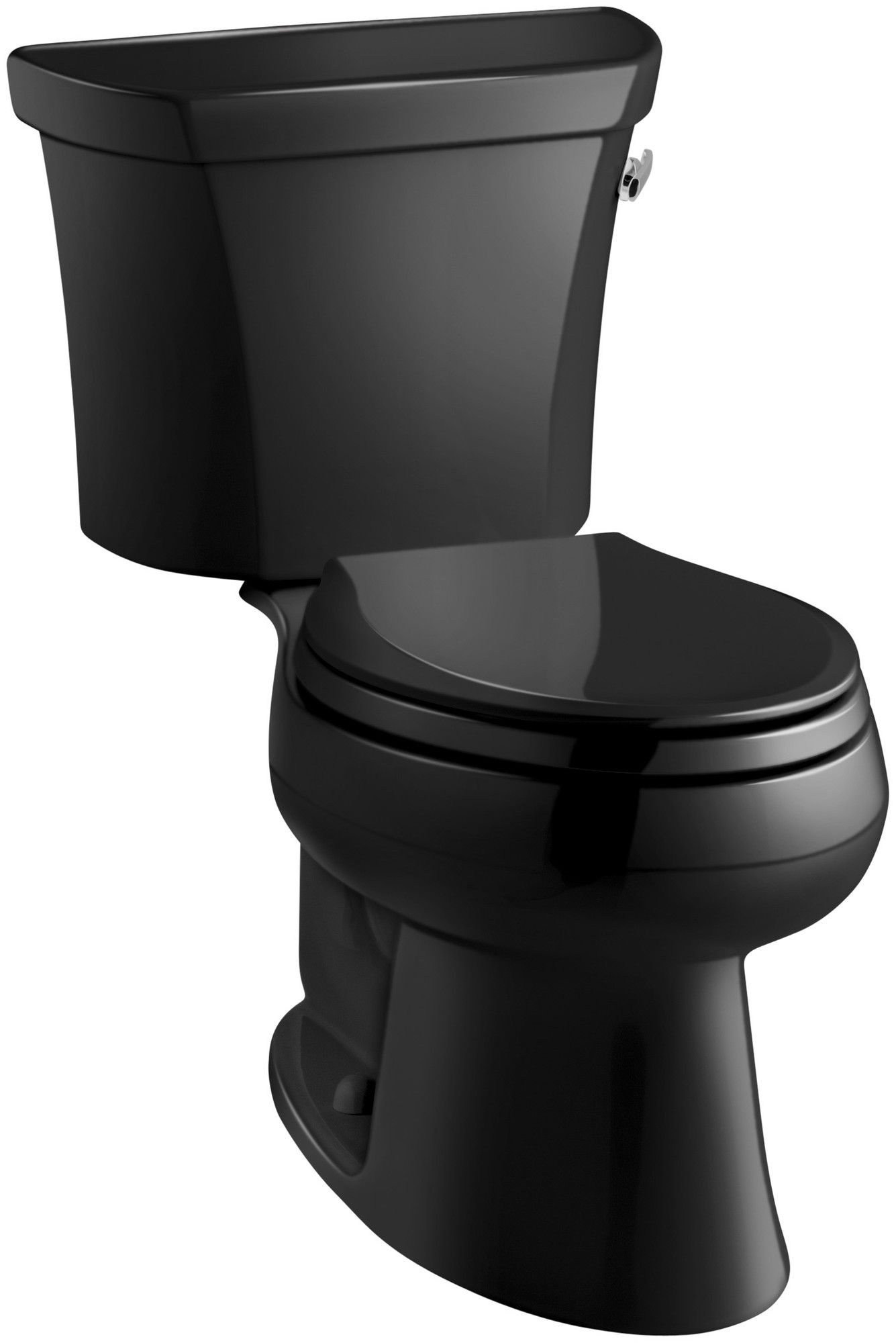 Wellworth Two Piece Elongated 1 6 Gpf Toilet With Class Five Flush
