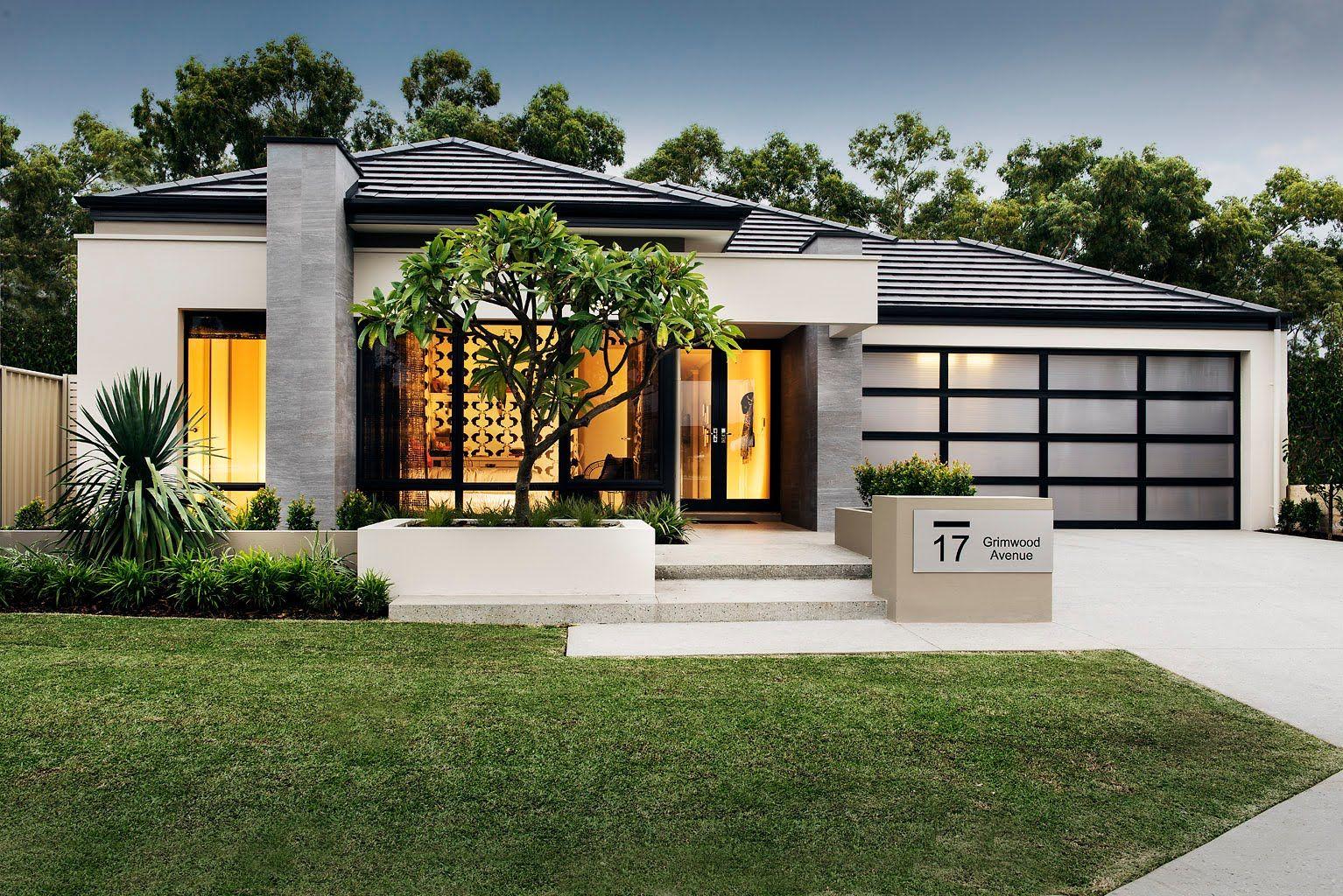 Modern Home Design The Millennials Home Modern Homedesign Inspiration House Front Design House Front Modern House Design