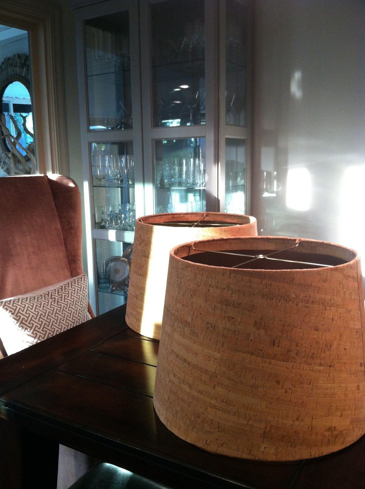 The reveal cork fabric lampshade cork fabric fabric the reveal cork fabric lampshade aloadofball Choice Image