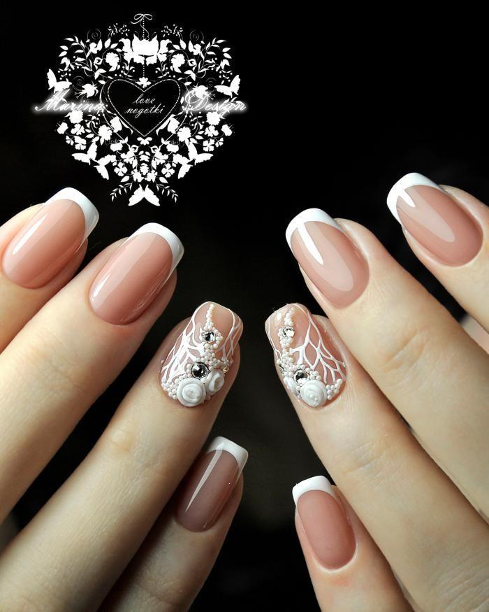 Маникюр с цветами: лучшие рисунки на ногтях | Дизайн ...