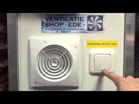 Elektriciteit badkamerventilator aansluiten klustips gamma