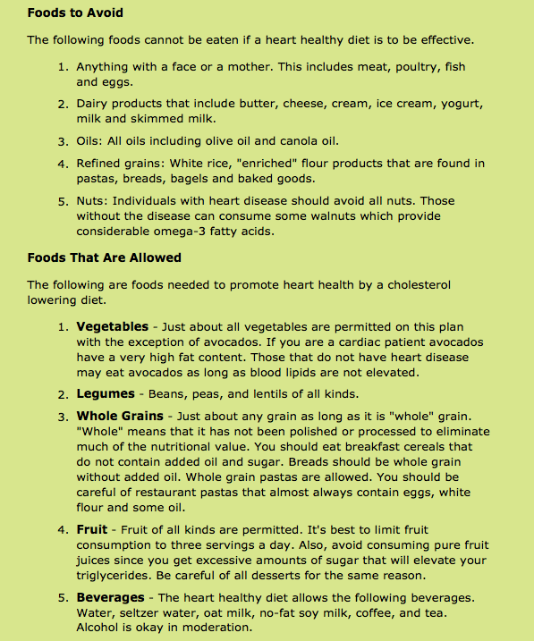 what do you eat on esselstyn diet?
