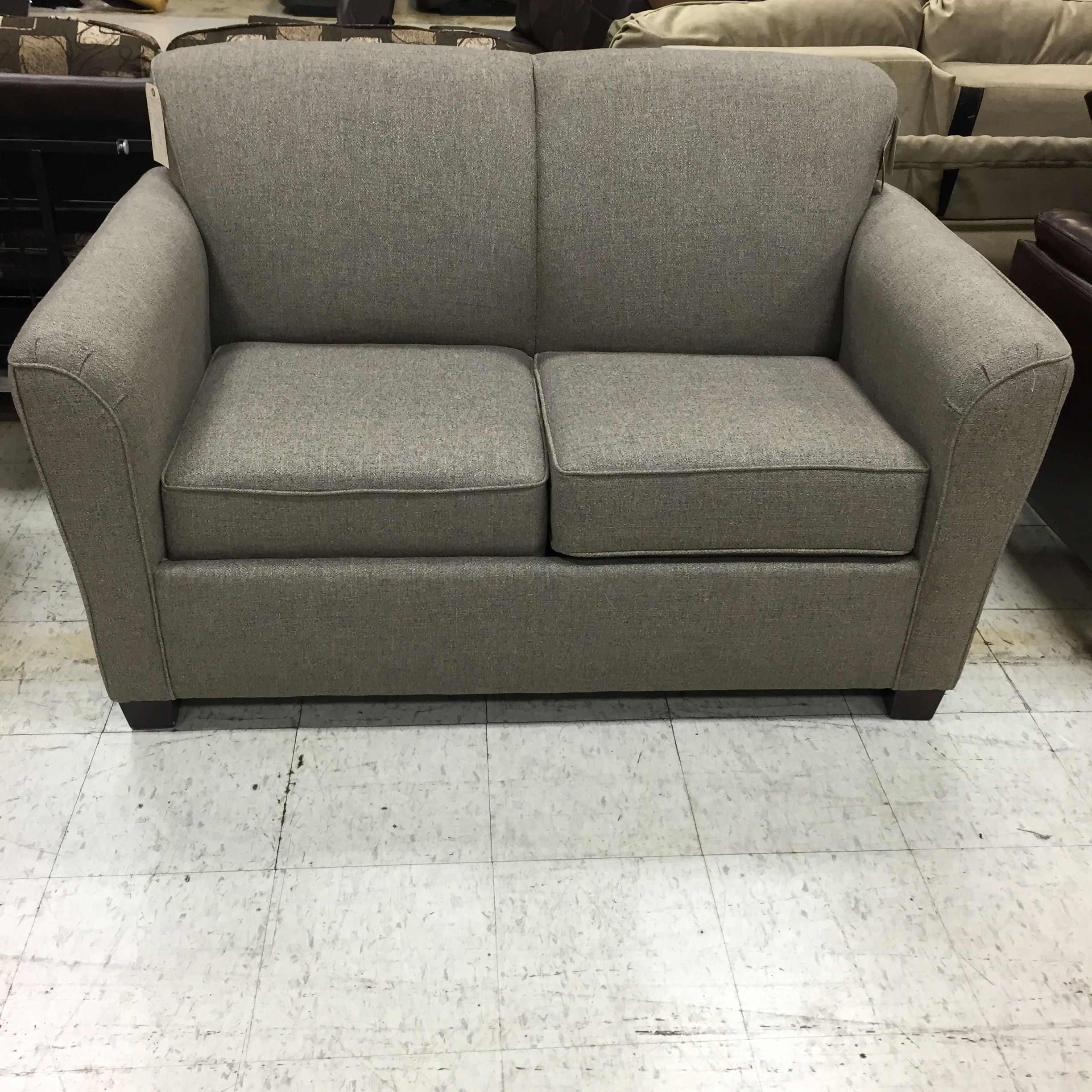 "58"" Cloth Sleeper Sofa Manufactured by Lazy Boy Lazyboy RV"