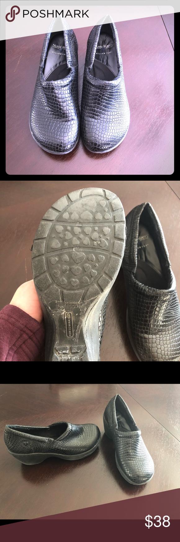 Nurse Mates pillow top shoes in 2020