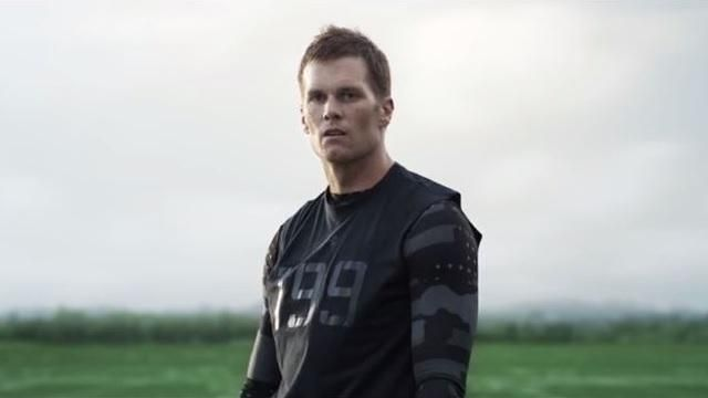 "Under Armour put Tom Brady's ""199"" shirts on sale. Unsurprisingly, they immediately sold out. http://nesn.com/?p=520716"