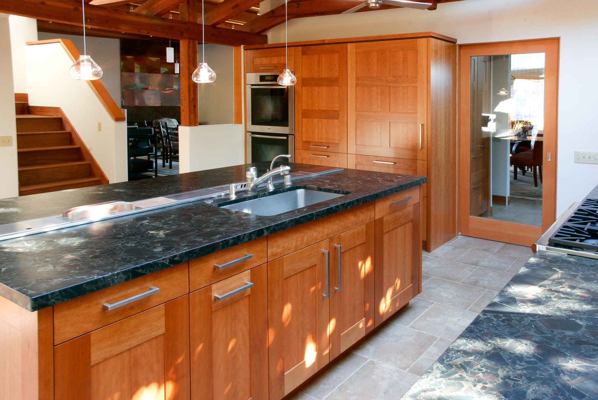 Solid Cherry Wood Kitchen Cabinet Wood Kitchen Cabinets Cherry Wood Kitchen Cabinets Cherry Wood Kitchens