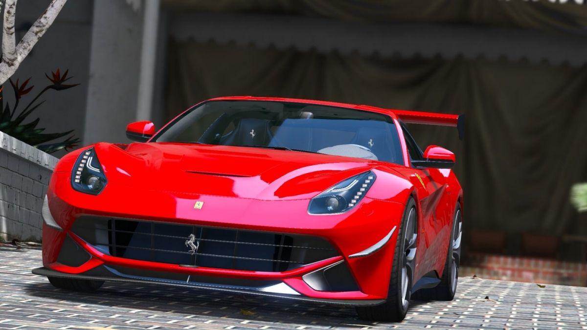 36 Gta 5 Vehicle Mods Ideen Ferrari Fahrzeuge
