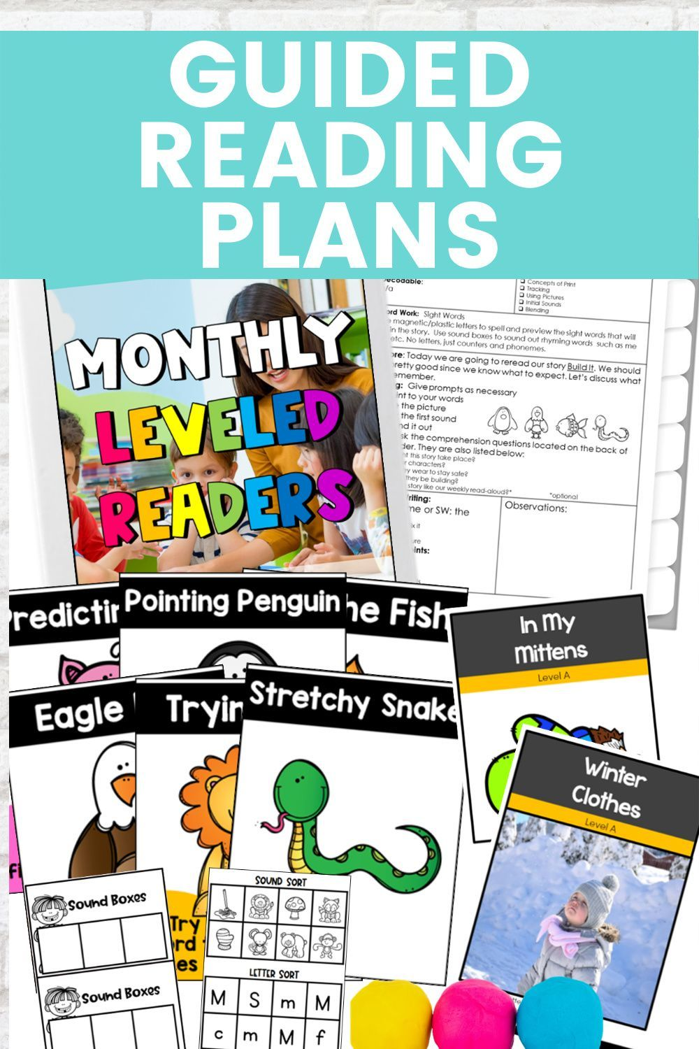 Guided Reading Lesson Plans In 2021 Guided Reading Activities Kindergarten Guided Reading Kindergarten Guided Reading Lessons Guided reading lessons for kindergarten