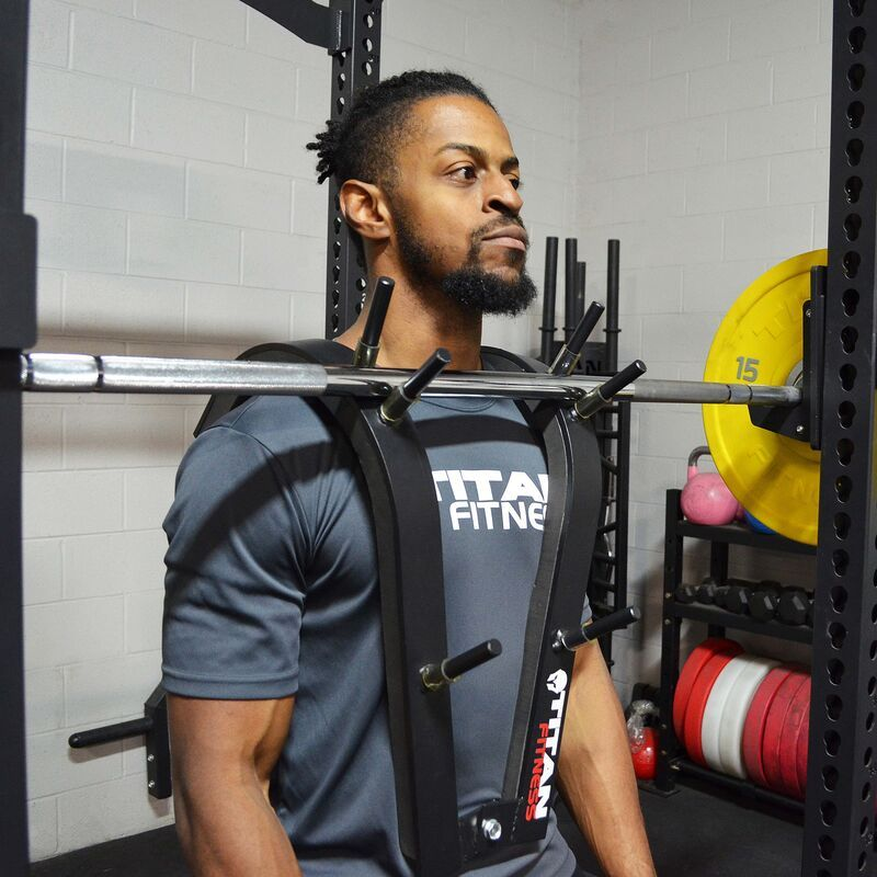 Front squat harness in 2020 with images front squat