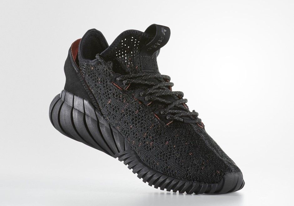 separation shoes cf3a1 25634 Adidas Original Tubular Doom Sock PK Primeknit  BY3559 Price   110 Colors  Core  Black Core Black Trace Olive Style Code  BY3559
