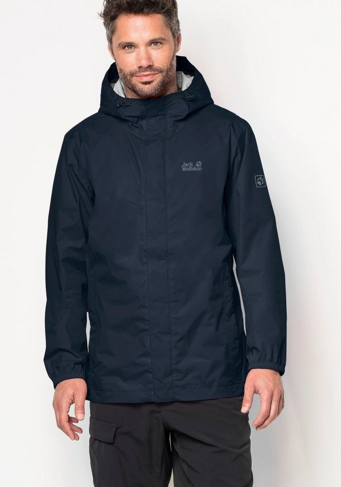 JACK WOLFSKIN Herren Hybridjacke Cloudburst Jacket Men