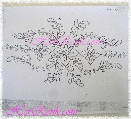 Kurdela Nakythy Thablonlary Havlu Kenary Thablonlary Desenleri
