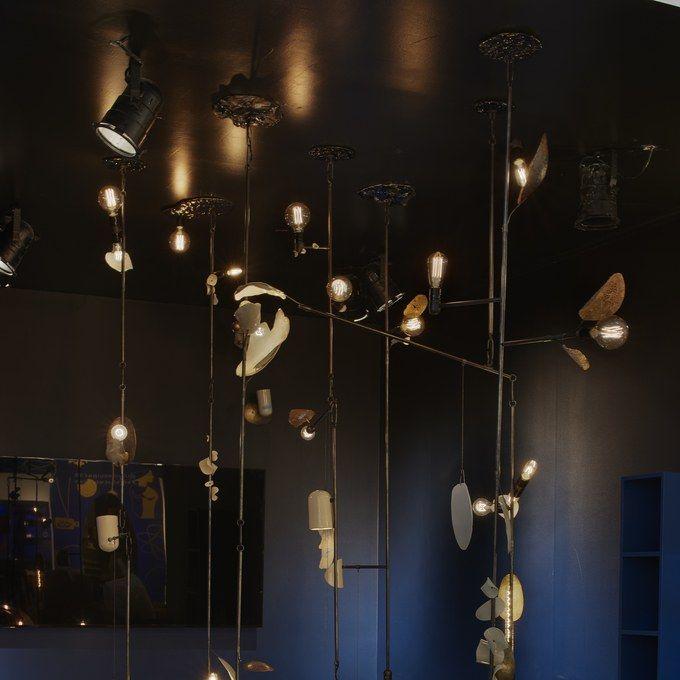 Immersive Lighting Installation
