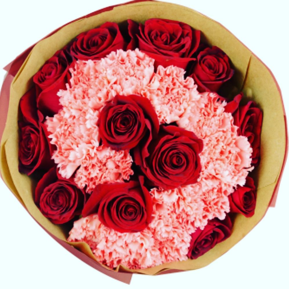 Timeless bouquet to delight your love one.