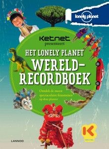 ketnet presenteert Het lonely Planet Wereldrecordboek weetjes educatief aardrijkskunde biologie cultuur recensie review leerzaam leuk leeskilometers