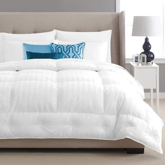 Pacific Coast European Down Light Warmth 500tc Comforter Full Queen Jan18