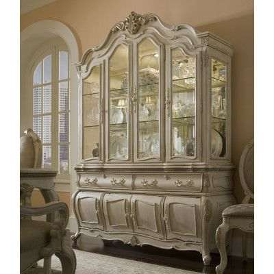 Lavelle Lighted China Cabinet In 2020 China Cabinet