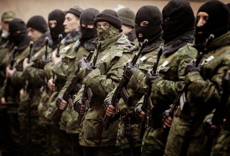 Ουκρανία: Οι ρώσοι κομάντος είναι παντού!