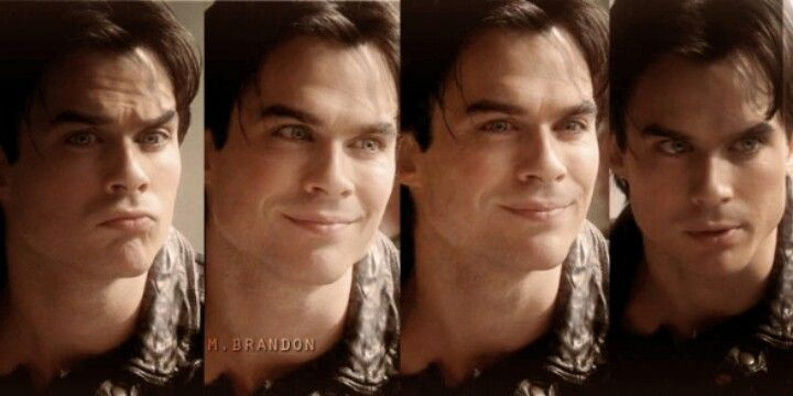Ian as Damon