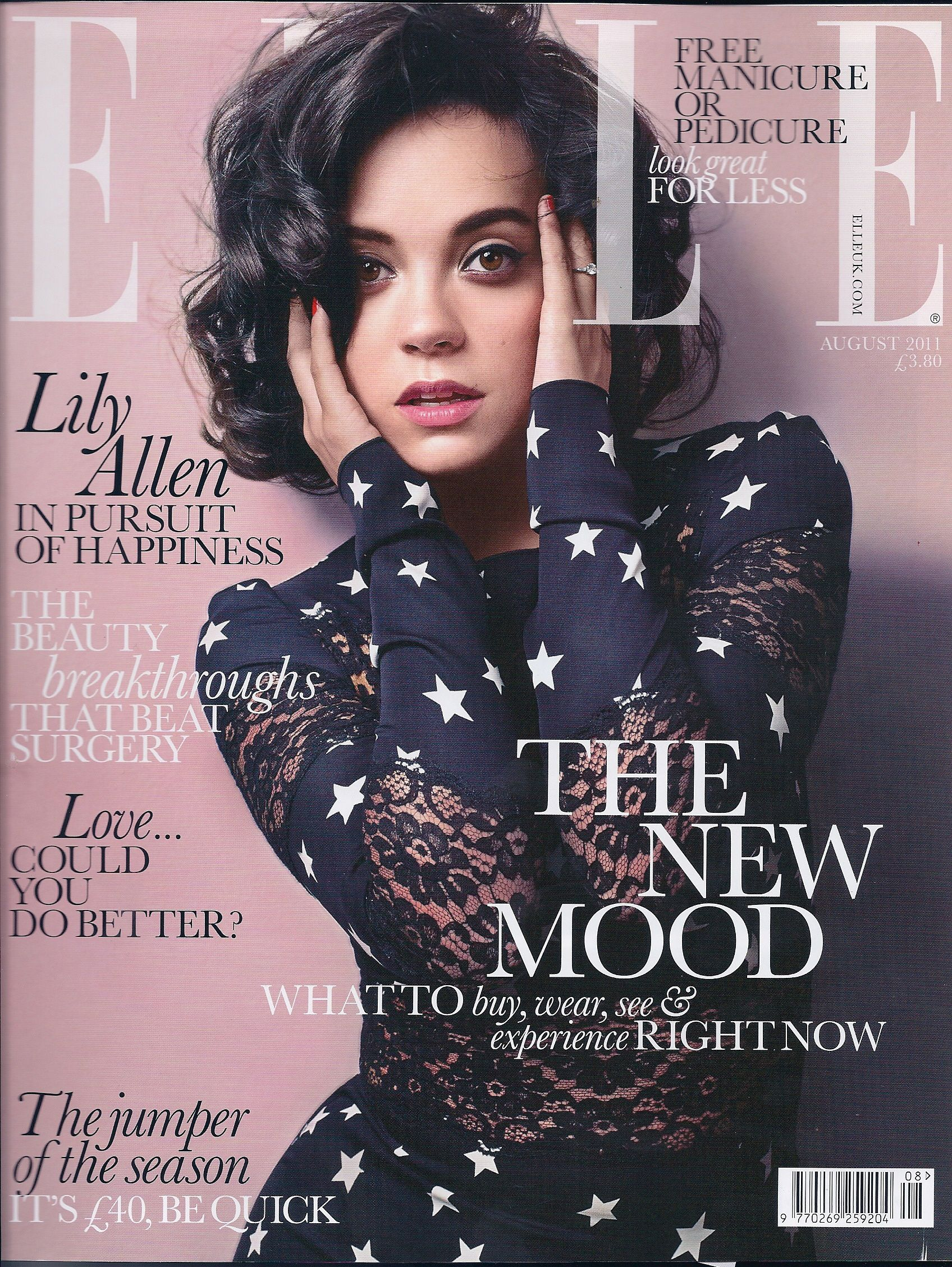 Image gallery elle magazine for Subscribe to elle magazine