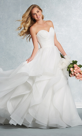 Alfred Angelo Sale Dresses
