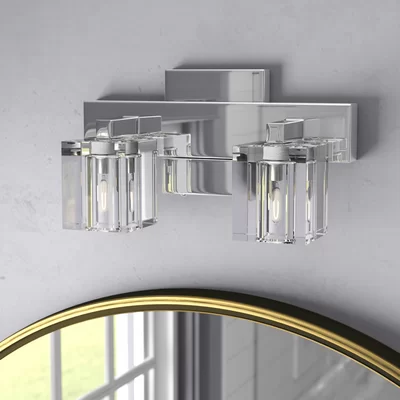 Bolan 2 Light Vanity Light Vanity Lighting Bathroom Vanity Lighting Bath Vanity Lighting