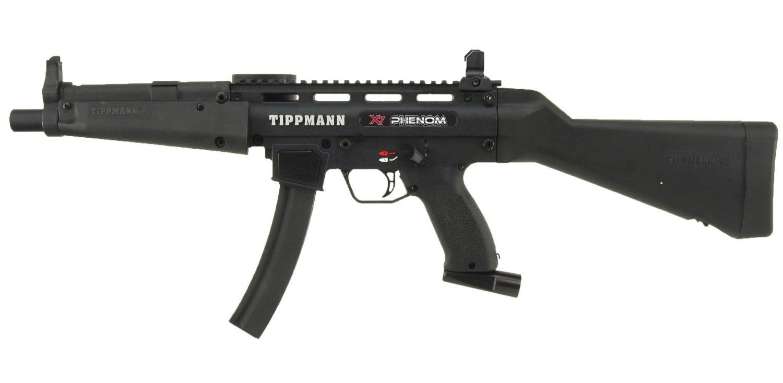 Amazon com : Tippmann X7 Phenom MP5 Mechanical Paintball Gun