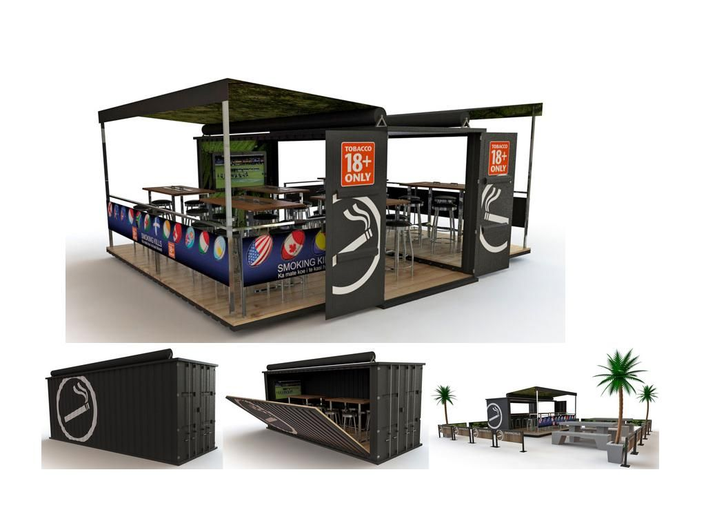 Bar Container - Container Store | Shipping containers | Pinterest ...