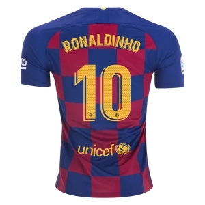 Barcelona 19 20 Wholesale Home Ronaldinho Cheap Soccer Jersey Sale Affordable Shirt Barcelona 19 20 Wholesale Hom With Images Soccer Jersey Soccer Shirts Rivaldo Barcelona