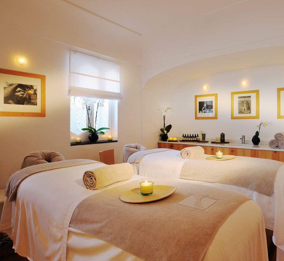 Positano Apartments: The Modern Sirenuse Spa In Positano, Italy