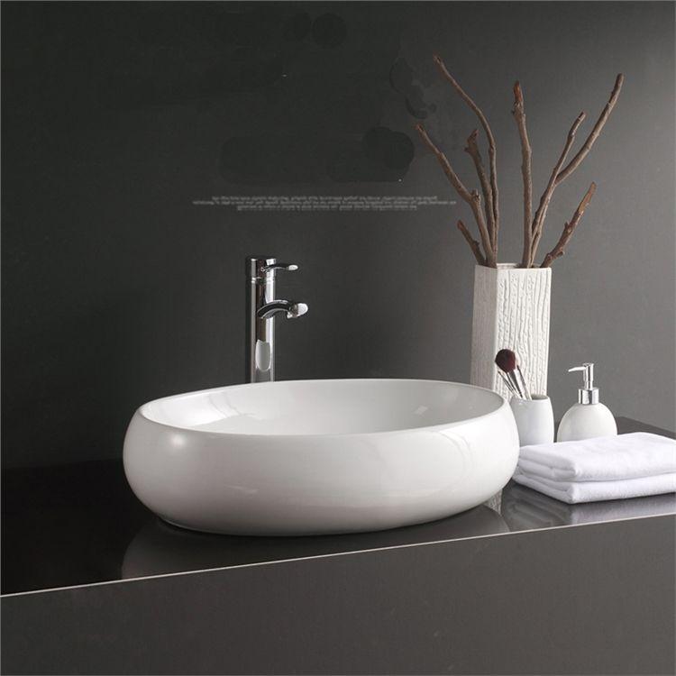 手洗い鉢 洗面ボウル 洗面台 手洗器 洗面ボール 陶器製 楕円形 排水