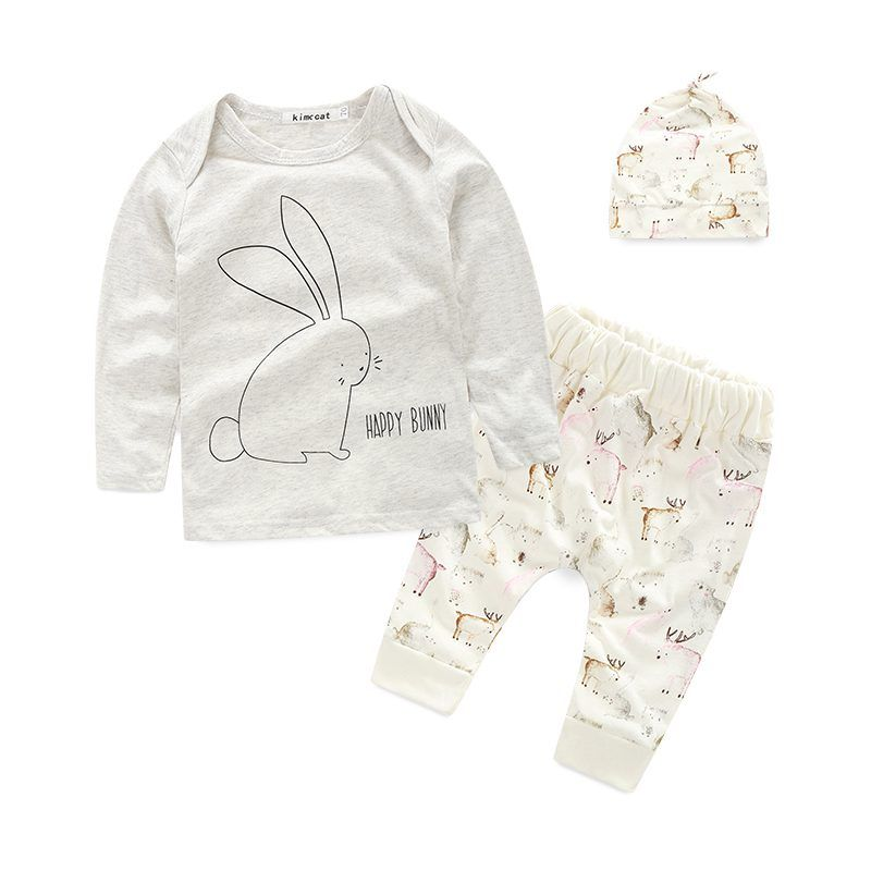 b784a9b28 Baby clothes 2015 Brand summer kids clothes sets t-shirt+pants+cap suit  clothing set Star Printed Clothes newborn sport suits Like if you remember  Get it ...