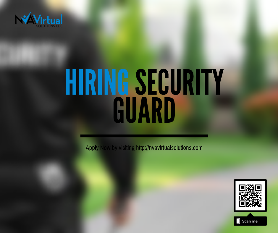 Now Hiring Security Guards Austell Ga Job Seeker Job Placement How To Apply