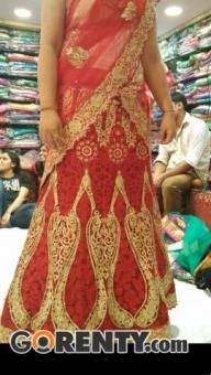 Red Bridal Dress On Rent I Bangalore Wedding Ideas Bridal