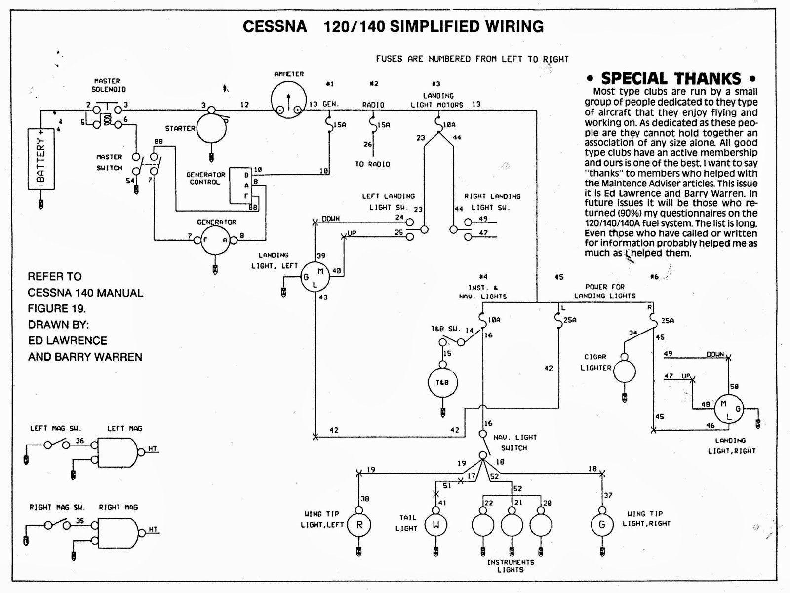Unique Wiring Diagram Manual Aircraft