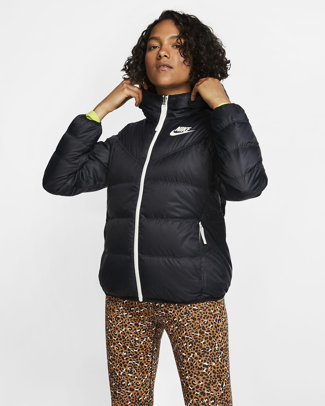 Nike Sportswear Windrunner Down Fill Women S Reversible Jacket Nike Sportswear Nike Sportswear Women Women S Windbreaker [ jpg ]