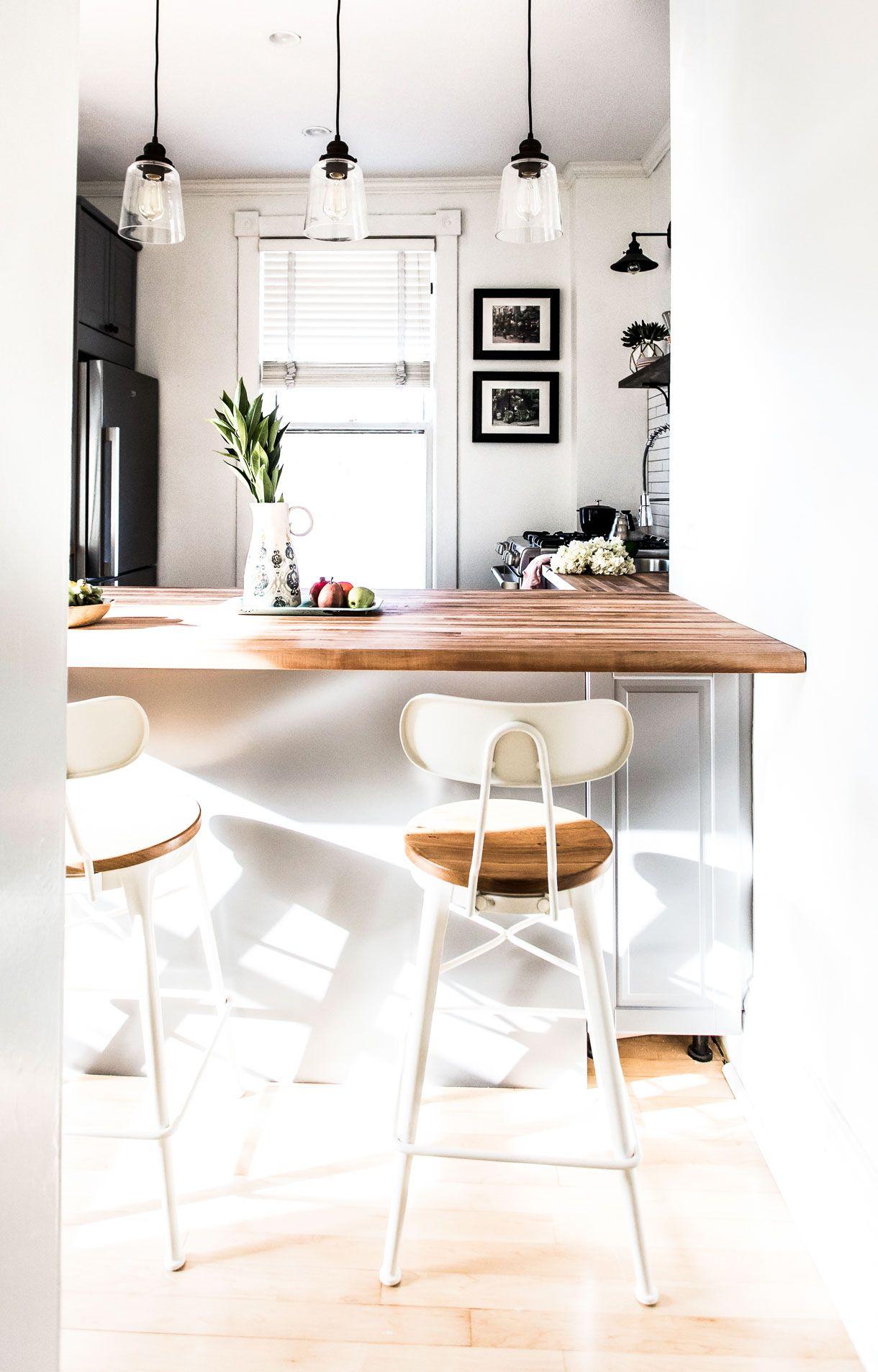 Heartbeet Home: A Modern Minimalist Kitchen Design For ...
